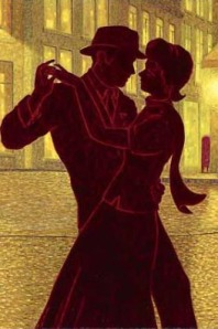 Romantic Art: Romantic Dancing